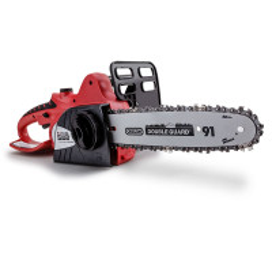 "Baumr-AG 20V Lithium-Ion 10"" OREGON® Chain & Bar Cordless Electric Chainsaw Pruner"