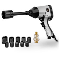 "17pc 1/2""  Impact Wrench Kit -LX-001"