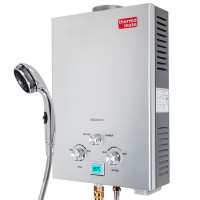 Thermomate 12V Tankless Outdoor Camping Shower Water Heater