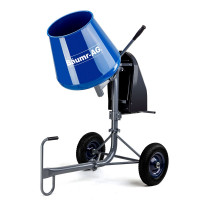 Baumr-AG  120L Portable Electric Concrete Cement Mixer