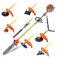 62cc 8in1 Petrol Pole Tool -MTX800