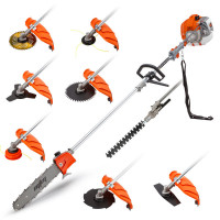 62cc 9in1 Long Reach Petrol Pole Tool -MTX900