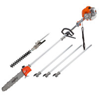 62cc 2in1 Long Reach Petrol Pole Tool -MTX200