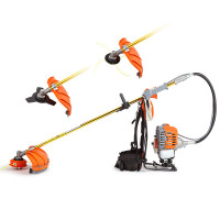62cc 3in1 Backpack Brush Cutter -MBX300