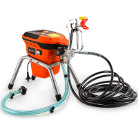 Electric High Pressure Airless Paint Station