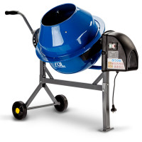 Baumr-AG 70L Portable Electric Concrete Mixer