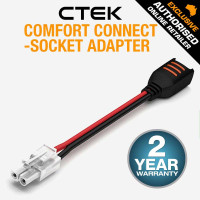 CTEK Comfort Connect Socket Adapter Battery Charger Plug Connector 56-344
