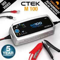 CTEK 12V 7Amp M100 Smart Marine Battery Charger
