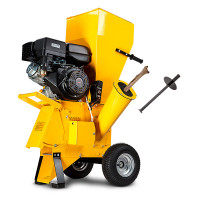 20HP Wood Chipper By Michigan USA