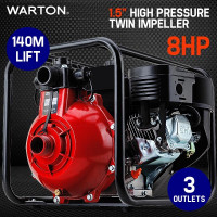 "1.5"" High Pressure Petrol Water Pump - PRP-15P Series II"