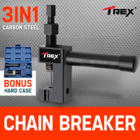 Chain Tool Breaker Riveter Presser 3-In-1 By Trex