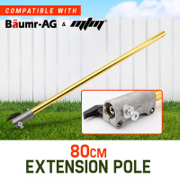 Brush Cutter Brushcutter Extension Pole Tool Replacement Parts Attachment