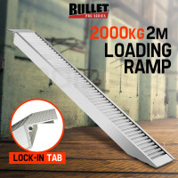 2000kg 2.0m Loading Ramp