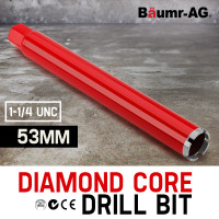Baumr-AG 53mm Diamond Core Drill Bit