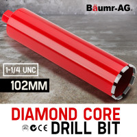 Baumr-AG 102mm Diamond COre Drill Bit