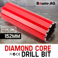 Baumr-AG 152mm Diamond Core Drill Bit