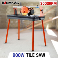 Baumr-AG 800W Table Tile Cutting Saw - BTS90