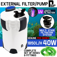 1850L/H External Aquarium Filter/Pump - P4000