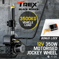 12V Motorised Jockey Wheel