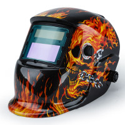 ROSSI Solar Auto Darkening ARC TIG MIG Welding Helmet