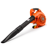 MTM Petrol Leaf Blower 26CC 2-Stroke Petrol Hand Garden Yard Outdoor Two