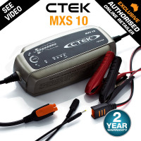 CTEK 12V 10Amp MXS10 Smart Battery Charger