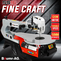 Baumr-AG 120W Corded Electric Scroll Saw- SS16 Series II