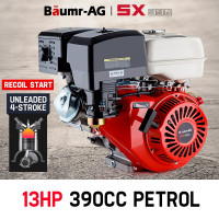 Baumr-AG 13HP Petrol Stationary Engine - SX390
