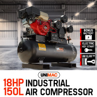18HP Petrol Air Compressor
