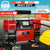 Portable Air Compressor - OTB700