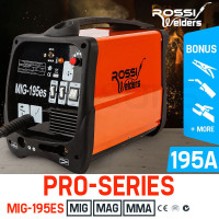 ROSSI 195Amp MIG MAG ARC Inverter Welding Machine