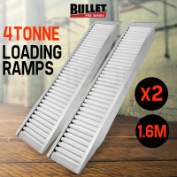 4 Tonne 1.6m Loading Ramps