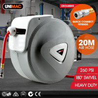 20m Air Hose & Retractable Reel - A22