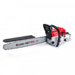 """Baumr-AG 22"""" 75CC E-Start Commercial Petrol Chainsaw Pro Series - SX75"""