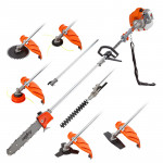 MTM - 62cc 7in1 Long Reach Petrol Pole Tool - MTX700