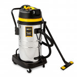 Unimac 60L 200W Stainless Steel Wet and Dry Vacuum
