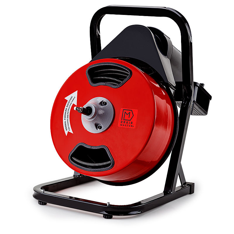 250W Electric Drain Cleaner