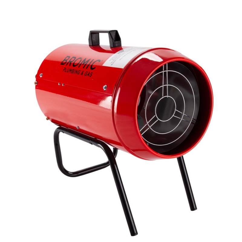 Bromic Red 20kW Heat-Flo Blow Heater - HF 20 by Bromic