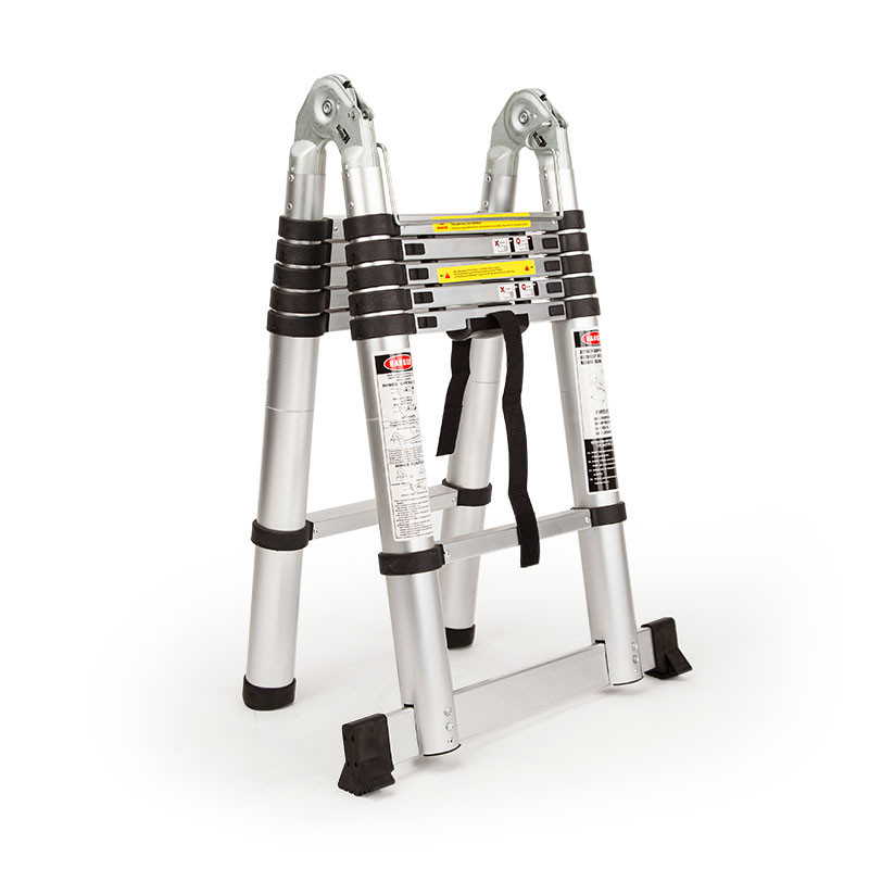 Telescopic Ladder Parts : M alloy multipurpose folding ladder shop bullet ladders