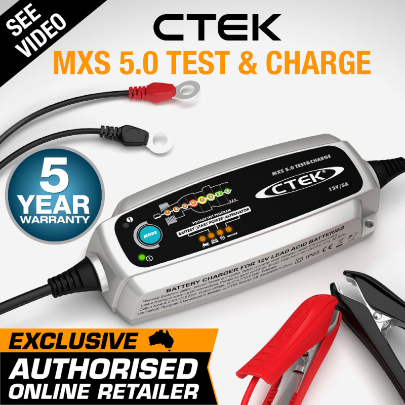 12v 5amp test and charge battery charger ctek products. Black Bedroom Furniture Sets. Home Design Ideas
