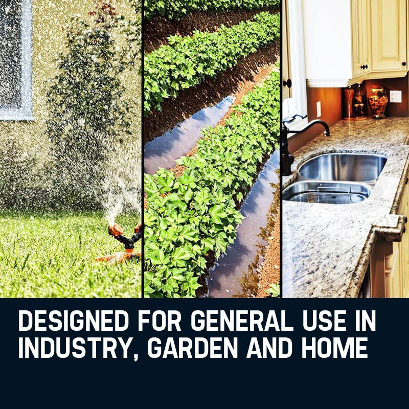 Multi Stage Water Pump High Pressure Rain Tank Garden Farm House Irrigation by Protege