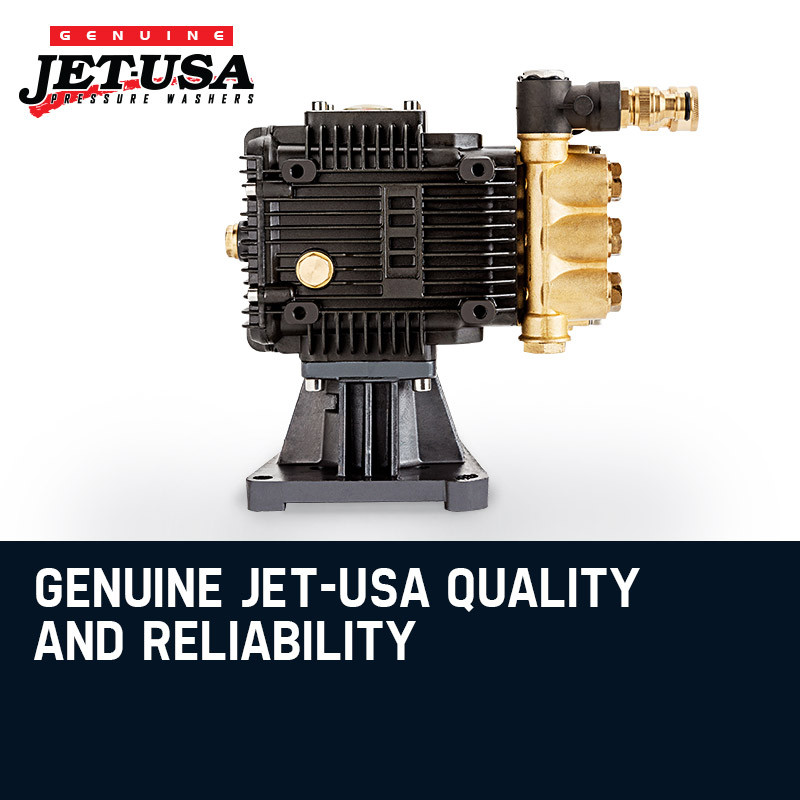 Jet-USA Forged Brass Manifold Pressure Washer Pump - JTP250 by Jet-USA