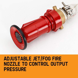 Quot m fire fighting hose pf x