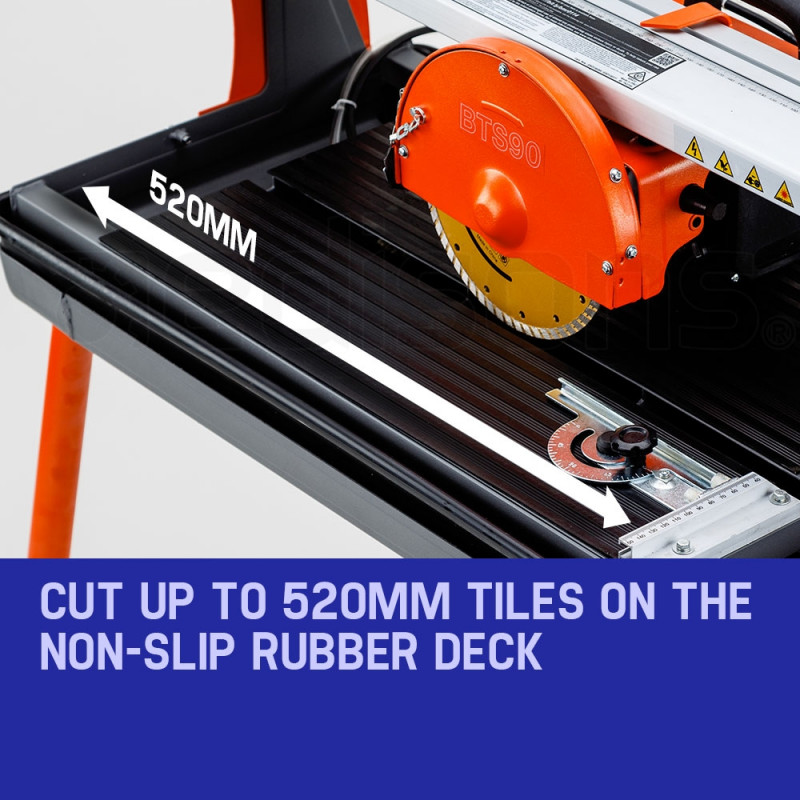 800w Table Tile Cutting Saw Shop Baumr Ag Tile Cutting
