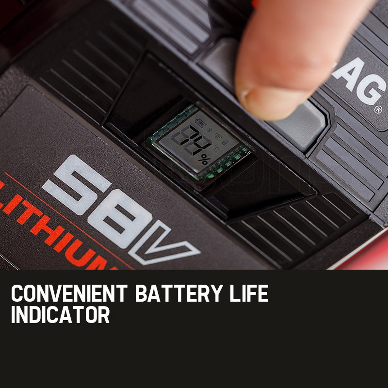 4.0AH Lithium Replacement Battery Pack  - BPK-4 by Baumr-AG
