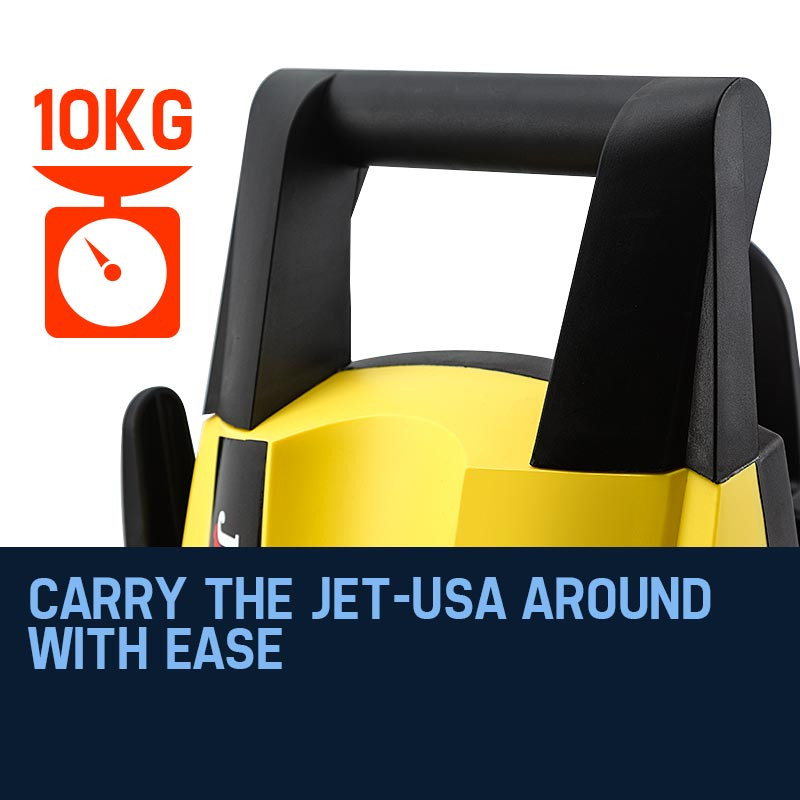 Jet-USA 2900PSI High Pressure Electric Pressure Washer - RX450 by Jet-USA