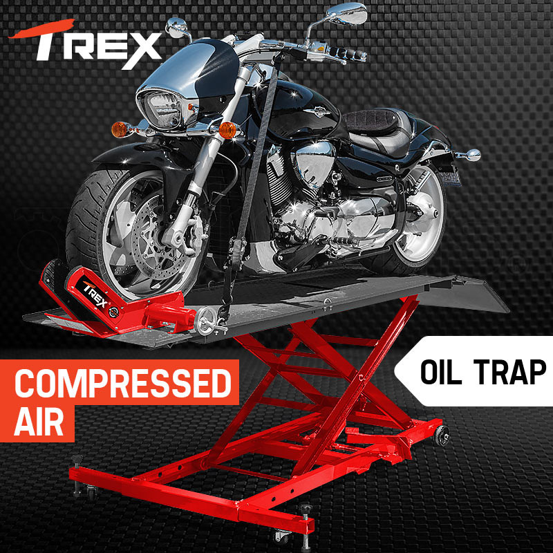 Motorcycle Air Lift - TML-1MA by T-Rex