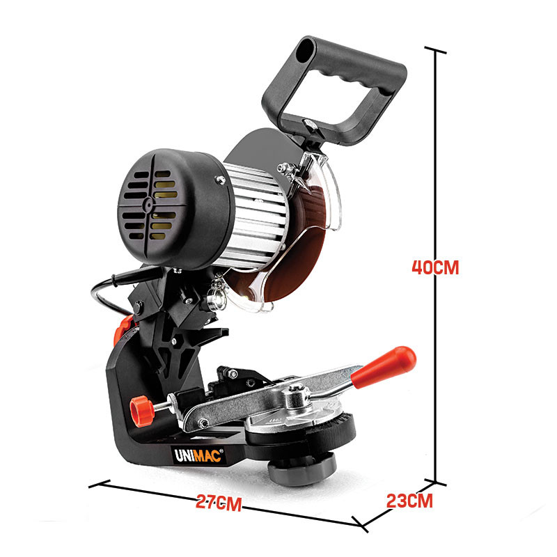 350W LED Chainsaw Sharpener - UMC-CS-05C  by Unimac