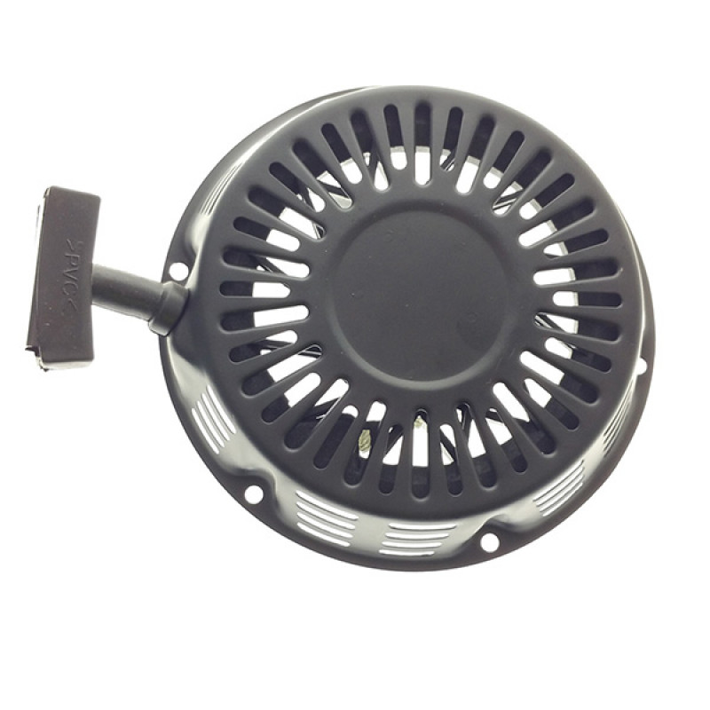 Wood Chipper Recoil Starter Black by Parts