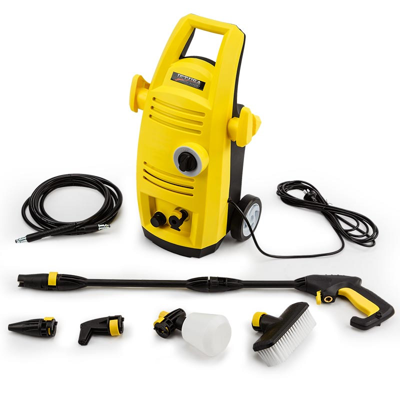 JET-USA 3200 PSI Electric High Pressure Cleaner Washer Gurney Water Pump Hose  by Jet-USA